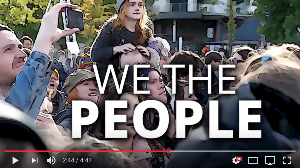 Peyoti For President - We The People