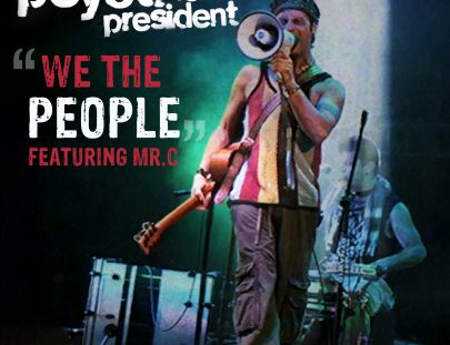 Peyoti for President